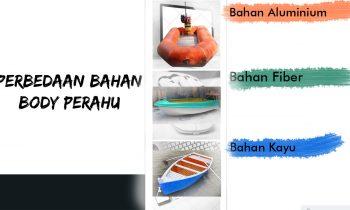 perbandingan bahan body perahu