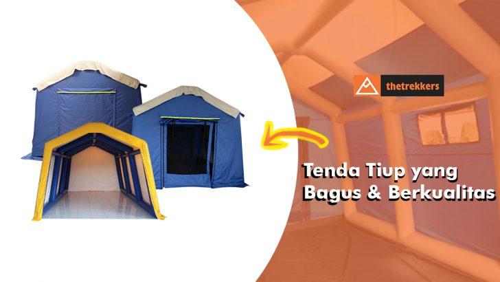 jual tenda tiup/tenda udara