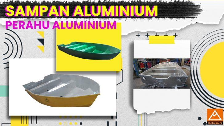 sampan aluminium