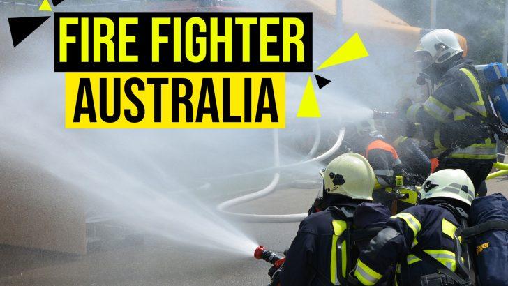 Firefighter australia